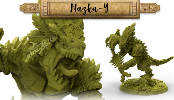 Nakai The Wanderer Total War Warhammer 2 Version Lustria Online Warmachine is fully compatible with its steam powered twin, the titanic miniatures combat game of warmachine. nakai the wanderer total war